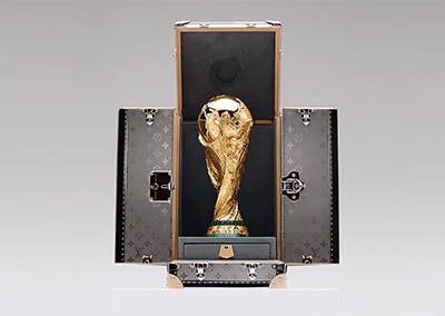Louis Vuitton : World Cup Trophy Travel Case