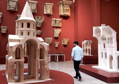Musée d'art à (re)voir : Cité d'Architecture et du Patrimoine